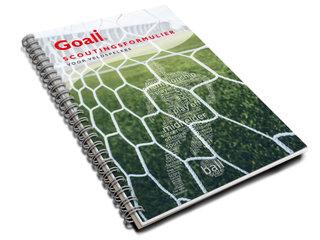 Voetbalscout Notitieblokken